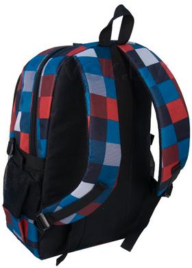 Рюкзак городской Paso 14-1827A - вид сзади