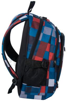 Рюкзак городской Paso 14-1827A - вид сбоку