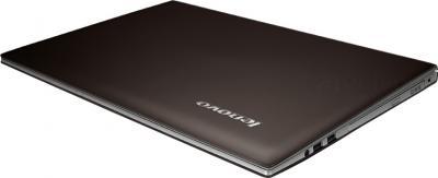 Ноутбук Lenovo IdeaPad Z510 (59405613) - крышка