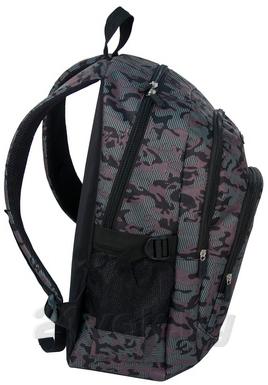Рюкзак городской Paso 14-1829B - вид сбоку