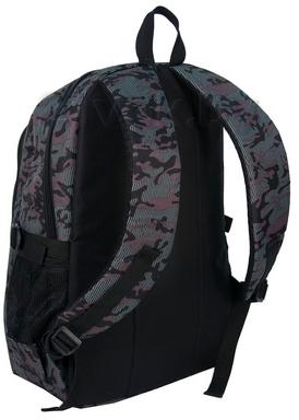 Рюкзак городской Paso 14-1829B - вид сзади