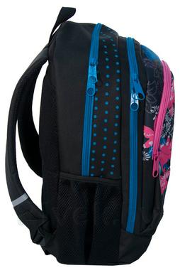 Рюкзак городской Paso 14-367B - вид сбоку