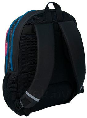 Рюкзак городской Paso 14-367B - вид сзади