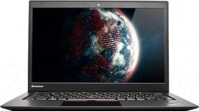Ноутбук Lenovo ThinkPad X1 Carbon (20A7A00NRT) - фронтальный вид