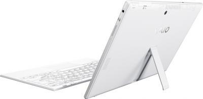 Ноутбук Sony VAIO Tap 11 SVT1122X9RW - вид сзади