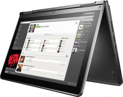 Ноутбук Lenovo ThinkPad S1 YOGA (20CD00BMRT) - планшетный вид