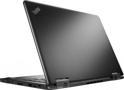 Ноутбук Lenovo ThinkPad S1 YOGA (20CD00A5RT) - вид сзади