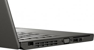 Ноутбук Lenovo ThinkPad X240 (20AL00BLRT) - разъемы