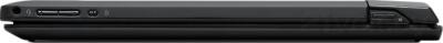 Планшет Lenovo ThinkPad Helix (N3Z3VRT) - закрытый вид сбоку с клавиатурой