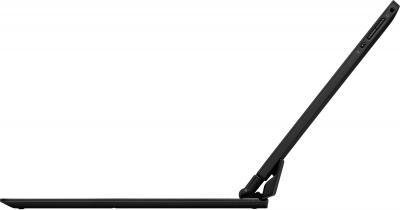Планшет Lenovo ThinkPad Helix (N3Z3VRT) - вид сбоку с клавиатурой