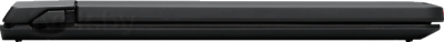 Планшет Lenovo ThinkPad Helix (N3Z3VRT) - зактырый вид сбоку с клавиатурой