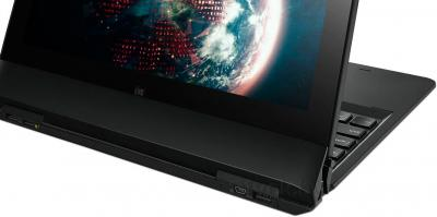 Планшет Lenovo ThinkPad Helix (N3Z3VRT) - разъемы