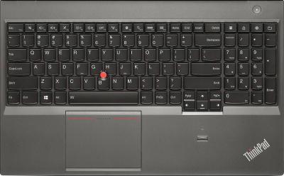 Ноутбук Lenovo ThinkPad T540p (20BEA00BRT) - клавиатура