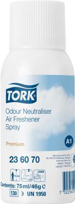 Сменный флакон освежителя воздуха Tork 236070 (нейтрализатор) - общий вид