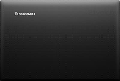 Ноутбук Lenovo IdeaPad S510p (59391666) - крышка