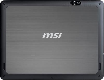 Планшет MSI Primo 93 (9S7-N91511-003) - вид сзади