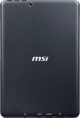 Планшет MSI WindPad Primo 81-031RU - вид сзади