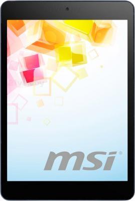 Планшет MSI WindPad Primo 81-031RU - фронтальный вид