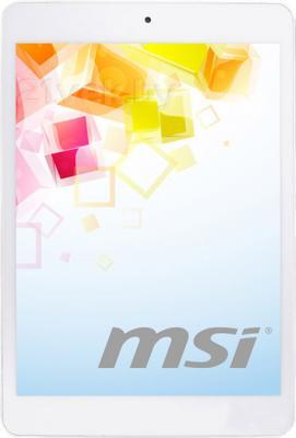Планшет MSI Primo 81-011RU (9S7-N82111-011) - фронтальный вид