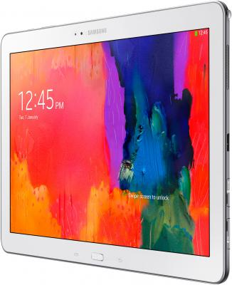Планшет Samsung Galaxy Note Pro 12.2 32GB LTE White (SM-P905) - полубоком
