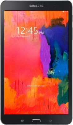 Планшет Samsung Galaxy Tab Pro 8.4 16GB Black (SM-T320) - фронтальный вид