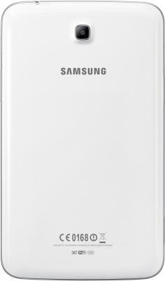 Планшет Samsung Galaxy Tab 3 7.0 16GB Pearl White (SM-T210) - вид сзади