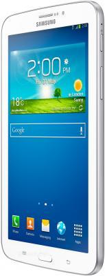 Планшет Samsung Galaxy Tab 3 7.0 16GB Pearl White (SM-T210) - полубоком