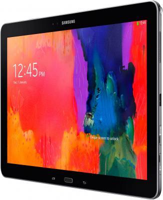 Планшет Samsung Galaxy Note Pro 12.2 32GB LTE Dynamic Black (SM-P905) - полубоком