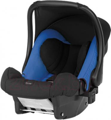 Автокресло Romer Baby-Safe Plus (Black Thunder Trendline) - общий вид