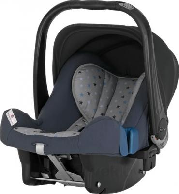 Автокресло Romer Baby-Safe Plus II (Blue Starlite Bellybutton) - общий вид