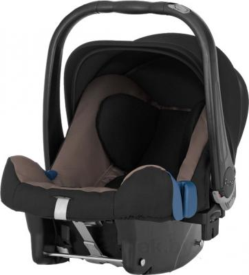 Автокресло Romer Baby-Safe Plus II (Fossil Brown Trendline) - общий вид