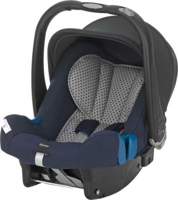 Автокресло Romer Baby-Safe Plus SHR II (Blue Starl Bellybutton) - общий вид
