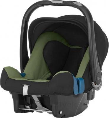 Автокресло Romer Baby-Safe Plus SHR II (Cactus Green Trendline) - общий вид