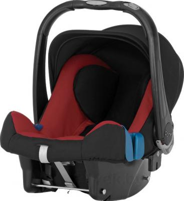 Автокресло Romer Baby-Safe Plus SHR II (Chili Pepper Trendline) - общий вид