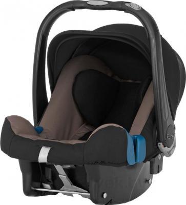 Автокресло Romer Baby-Safe Plus SHR II (Fossil Brown Trendline) - общий вид