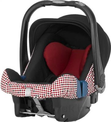 Автокресло Romer Baby-Safe Plus SHR II (Magic Dots Trendline) - общий вид