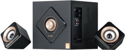 Мультимедиа акустика F&D W-330BT - общий вид