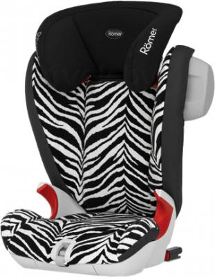 Автокресло Romer Kidfix SL SICT (Smart Zebra Highline) - общий вид