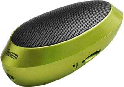 Портативная колонка Divoom iTour-wow (зеленый) - общий вид