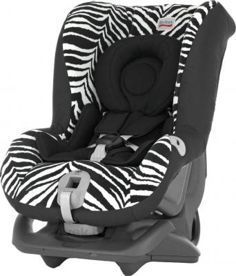 Автокресло Britax First Class Plus (Smart Zebra Highline) - общий вид
