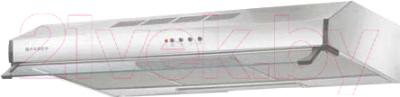 Вытяжка плоская Faber 741 PB W A60