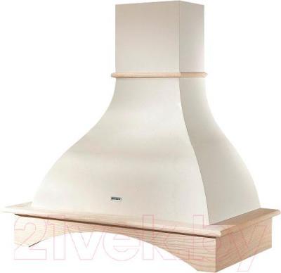 Вытяжка купольная Faber West 90 (венецианская штукатурка) - деревянные рамки приобретаются отдельно