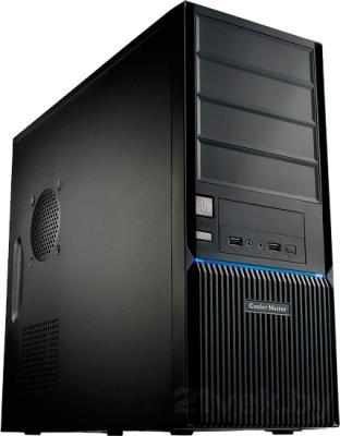 Системный блок HAFF Maxima SC50-i354D10P66Ti - общий вид