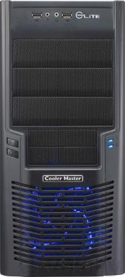 Игровой компьютер HAFF Maxima SC50-i48D20P65Oc - общий вид