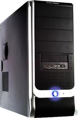 Игровой компьютер HAFF Maxima SC50-i454D20P65 - общий вид