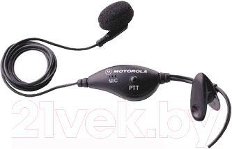 Гарнитура для рации Motorola РТТ - общий вид