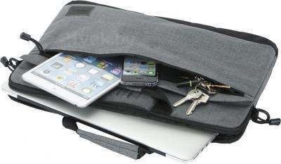 Сумка для ноутбука Targus TSS64504EU-50 (Gray) - в раскрытом виде