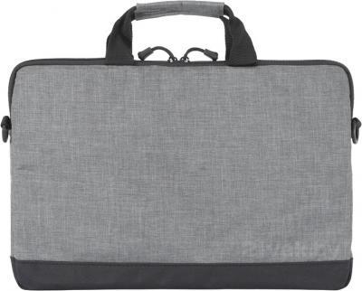 Сумка для ноутбука Targus TSS64504EU-50 (Gray) - вид сзади
