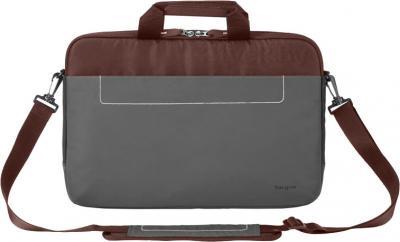 Сумка для ноутбука Targus TSS64706EU-50 (Brown) - общий вид