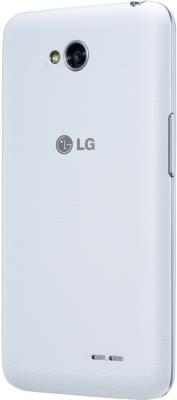 Смартфон LG L65 D285 (белый) - задняя панель